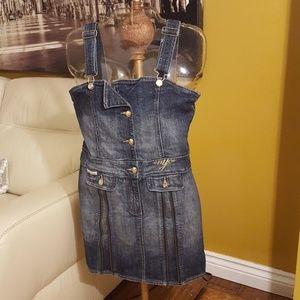 ENYCE denim jean dress